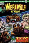 Werewolf By Night #12 comic books - cover scans photos Werewolf By Night #12 comic books - covers, picture gallery