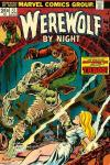 Werewolf By Night #13 comic books - cover scans photos Werewolf By Night #13 comic books - covers, picture gallery