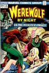 Werewolf By Night #14 comic books - cover scans photos Werewolf By Night #14 comic books - covers, picture gallery