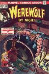 Werewolf By Night #16 comic books - cover scans photos Werewolf By Night #16 comic books - covers, picture gallery