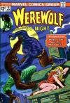 Werewolf By Night #18 comic books - cover scans photos Werewolf By Night #18 comic books - covers, picture gallery