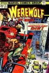 Werewolf By Night #21 comic books - cover scans photos Werewolf By Night #21 comic books - covers, picture gallery