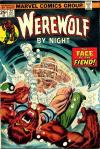 Werewolf By Night #22 comic books for sale