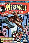 Werewolf By Night #23 comic books - cover scans photos Werewolf By Night #23 comic books - covers, picture gallery