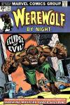 Werewolf By Night #25 comic books - cover scans photos Werewolf By Night #25 comic books - covers, picture gallery
