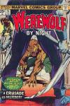 Werewolf By Night #26 comic books - cover scans photos Werewolf By Night #26 comic books - covers, picture gallery
