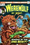 Werewolf By Night #27 comic books for sale
