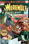 Werewolf By Night #28 comic books - cover scans photos Werewolf By Night #28 comic books - covers, picture gallery