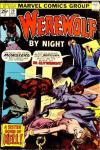 Werewolf By Night #29 comic books - cover scans photos Werewolf By Night #29 comic books - covers, picture gallery