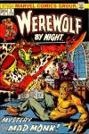 Werewolf By Night #3 Comic Books - Covers, Scans, Photos  in Werewolf By Night Comic Books - Covers, Scans, Gallery