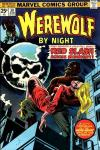 Werewolf By Night #30 comic books - cover scans photos Werewolf By Night #30 comic books - covers, picture gallery