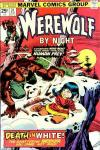Werewolf By Night #31 comic books - cover scans photos Werewolf By Night #31 comic books - covers, picture gallery