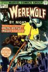 Werewolf By Night #33 comic books - cover scans photos Werewolf By Night #33 comic books - covers, picture gallery