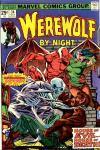 Werewolf By Night #34 comic books - cover scans photos Werewolf By Night #34 comic books - covers, picture gallery