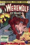 Werewolf By Night #35 comic books - cover scans photos Werewolf By Night #35 comic books - covers, picture gallery