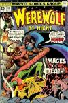 Werewolf By Night #36 comic books - cover scans photos Werewolf By Night #36 comic books - covers, picture gallery