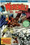 Werewolf By Night #37 comic books - cover scans photos Werewolf By Night #37 comic books - covers, picture gallery