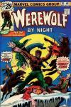 Werewolf By Night #38 comic books - cover scans photos Werewolf By Night #38 comic books - covers, picture gallery
