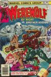 Werewolf By Night #39 comic books - cover scans photos Werewolf By Night #39 comic books - covers, picture gallery