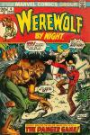 Werewolf By Night #4 comic books for sale