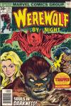 Werewolf By Night #40 comic books - cover scans photos Werewolf By Night #40 comic books - covers, picture gallery