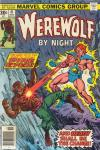 Werewolf By Night #41 comic books - cover scans photos Werewolf By Night #41 comic books - covers, picture gallery