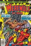 Werewolf By Night #42 comic books - cover scans photos Werewolf By Night #42 comic books - covers, picture gallery