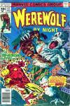 Werewolf By Night #43 comic books - cover scans photos Werewolf By Night #43 comic books - covers, picture gallery