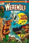 Werewolf By Night #5 comic books - cover scans photos Werewolf By Night #5 comic books - covers, picture gallery