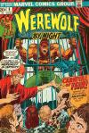 Werewolf By Night #6 comic books - cover scans photos Werewolf By Night #6 comic books - covers, picture gallery