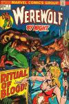 Werewolf By Night #7 comic books - cover scans photos Werewolf By Night #7 comic books - covers, picture gallery