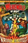 Werewolf By Night #8 comic books - cover scans photos Werewolf By Night #8 comic books - covers, picture gallery