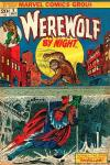 Werewolf By Night #9 comic books - cover scans photos Werewolf By Night #9 comic books - covers, picture gallery