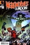 Werewolves on the Moon: Versus Vampires #2 Comic Books - Covers, Scans, Photos  in Werewolves on the Moon: Versus Vampires Comic Books - Covers, Scans, Gallery