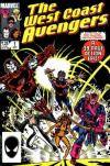 West Coast Avengers #1 comic books for sale