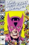 West Coast Avengers #14 Comic Books - Covers, Scans, Photos  in West Coast Avengers Comic Books - Covers, Scans, Gallery