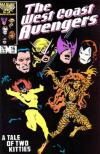 West Coast Avengers #16 Comic Books - Covers, Scans, Photos  in West Coast Avengers Comic Books - Covers, Scans, Gallery