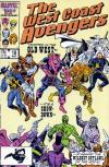 West Coast Avengers #18 Comic Books - Covers, Scans, Photos  in West Coast Avengers Comic Books - Covers, Scans, Gallery
