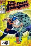 West Coast Avengers #25 comic books for sale