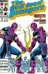 West Coast Avengers #27 Comic Books - Covers, Scans, Photos  in West Coast Avengers Comic Books - Covers, Scans, Gallery