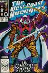 West Coast Avengers #30 Comic Books - Covers, Scans, Photos  in West Coast Avengers Comic Books - Covers, Scans, Gallery