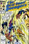 West Coast Avengers #32 Comic Books - Covers, Scans, Photos  in West Coast Avengers Comic Books - Covers, Scans, Gallery