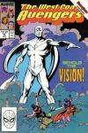 West Coast Avengers #45 Comic Books - Covers, Scans, Photos  in West Coast Avengers Comic Books - Covers, Scans, Gallery