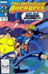 West Coast Avengers #46 Comic Books - Covers, Scans, Photos  in West Coast Avengers Comic Books - Covers, Scans, Gallery
