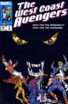 West Coast Avengers #5 Comic Books - Covers, Scans, Photos  in West Coast Avengers Comic Books - Covers, Scans, Gallery