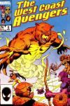 West Coast Avengers #6 Comic Books - Covers, Scans, Photos  in West Coast Avengers Comic Books - Covers, Scans, Gallery