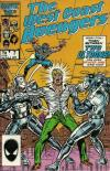West Coast Avengers #7 Comic Books - Covers, Scans, Photos  in West Coast Avengers Comic Books - Covers, Scans, Gallery