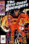 West Coast Avengers #9 Comic Books - Covers, Scans, Photos  in West Coast Avengers Comic Books - Covers, Scans, Gallery
