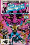 West Coast Avengers #3 comic books for sale