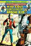Western Gunfighters #20 comic books for sale